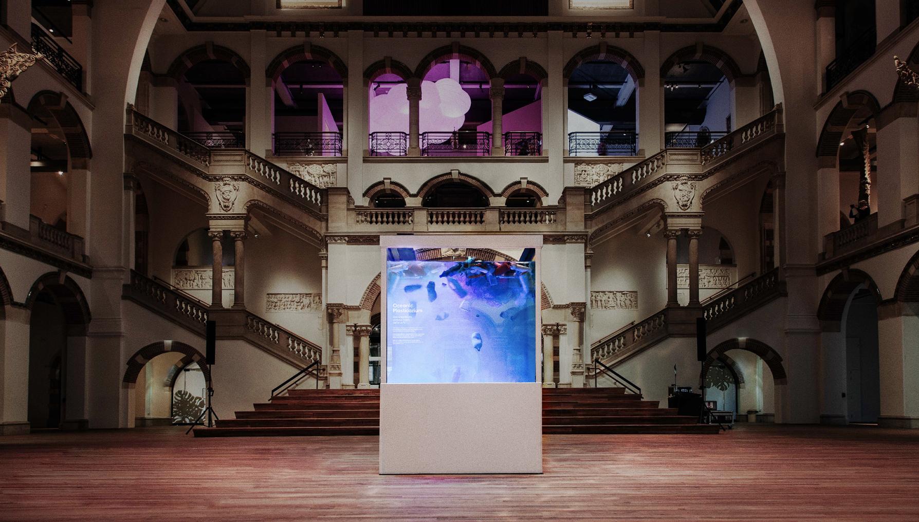 Dopper – The Oceanic Plasticarium