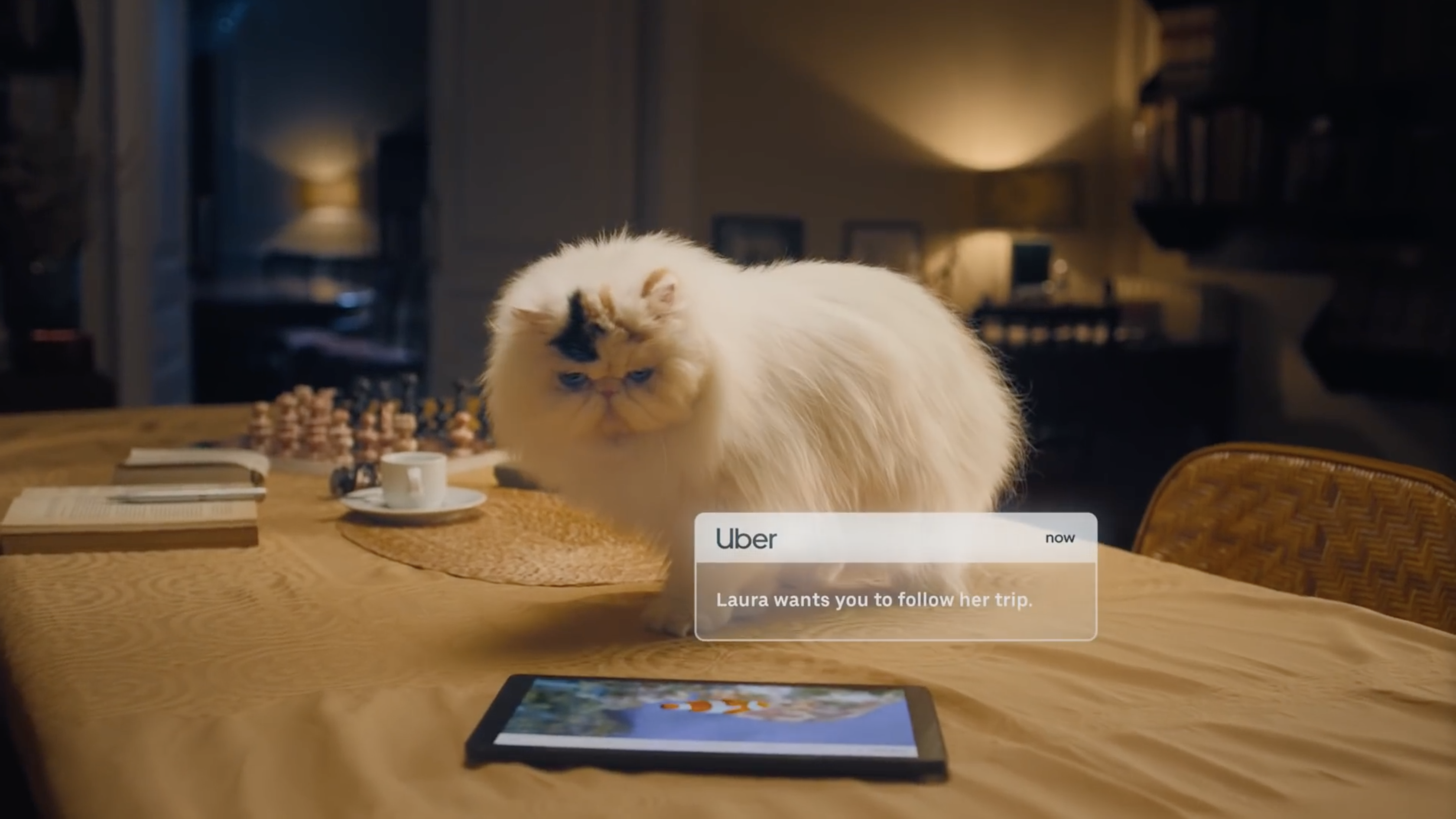 Uber – Safety Never Stops